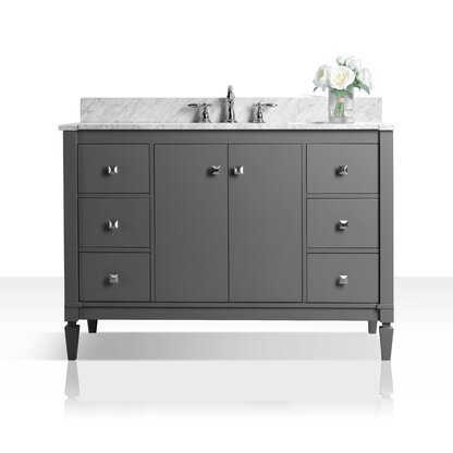 Luxury 48 Inch Bathroom Vanities Perigold