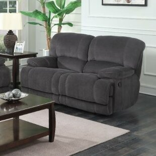 Emily Reclining Loveseat by Red Barrel St..