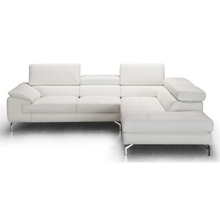Super Chambersburg Leather Sectional Dailytribune Chair Design For Home Dailytribuneorg