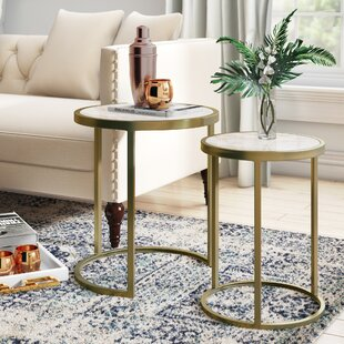 Marble Side & End Tables You\'ll Love in 2019 | Wayfair