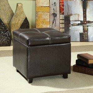 cube ottomans & poufs you'll love | wayfair