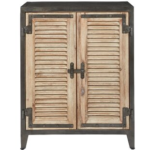 Joel 2 Door Accent Cabinet by 17 Stories