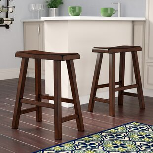 Bates 29 Bar Stool (Set of 2) Andover Mills