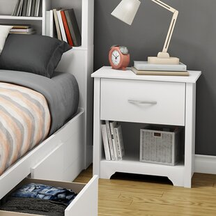 Price Check Fusion 1 Drawer Nightstand BySouth Shore