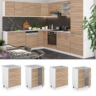 Muhittin Kitchen Pantry By Ebern Designs