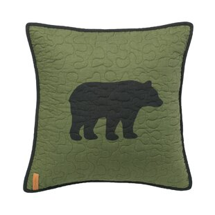 Tieman Cotton Throw Pillow