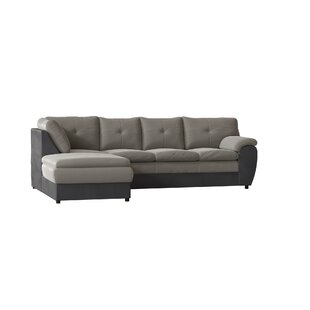 Affordable Whitmore Sectional by Winston Porter Reviews (2019) & Buyer's Guide