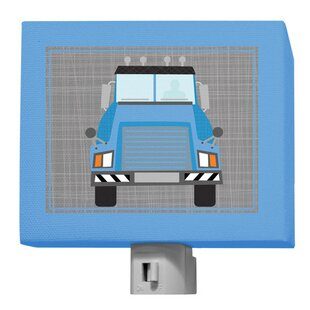 Oopsy Daisy Ways To Wheel - Mac Truck Night Light