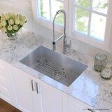 Find the Perfect Undermount Kitchen Sinks | Wayfair