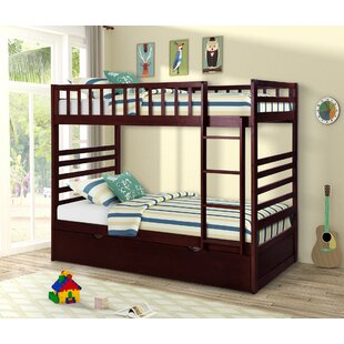 Hermanson Bunk Bed with Trundle