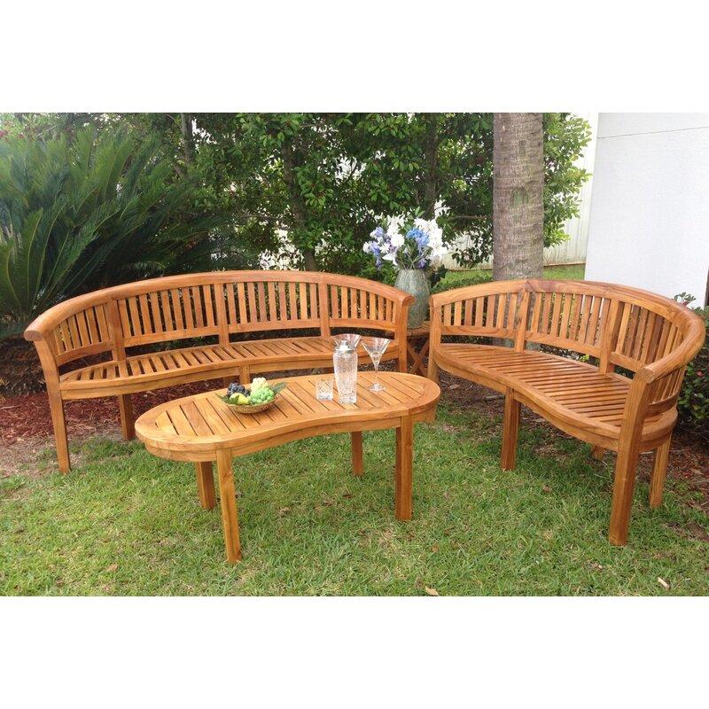 garden min lutyens bench sloane teak sons small seater