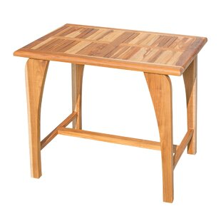 Tranquility Teak Solid Wood Dining Table EcoDecors
