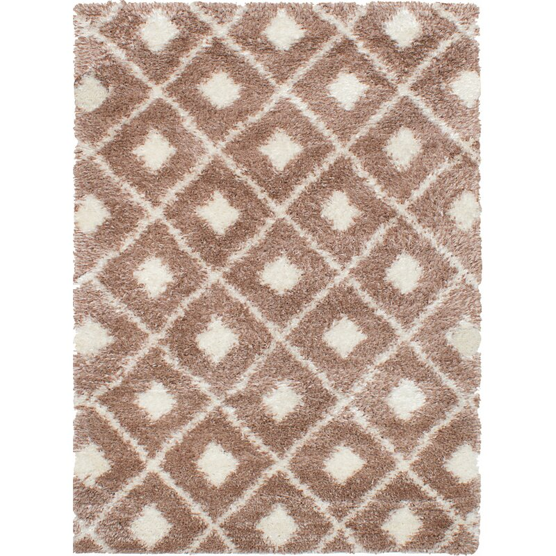 Foundry Select Chesterton Brown Area Rug