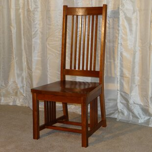 Quantock Solid Wood Dining Chair (Set of 2)