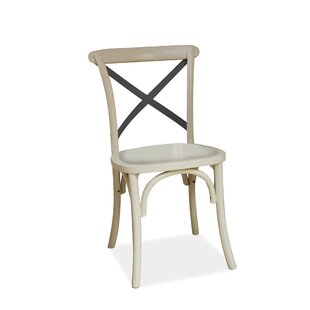 Duffy Solid Wood Dining Chair By Brambly Cottage