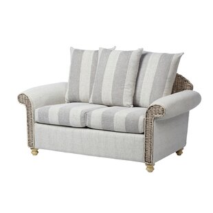 Alison Scatter Back 2 Seater Conservatory Loveseat By Beachcrest Home