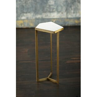 Wrightsville Iron End Table