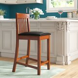 Keyesport Bar & Counter Stool by Charlton Home®