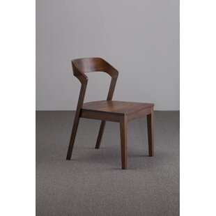 Marcy Solid Wood Dining Chair by Ebb and ..