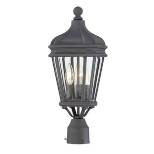 Harrison Outdoor 3-Light Lantern Head