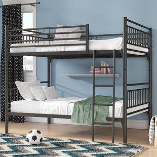 Adrianna Full Over Full Bunk Bed by Viv + Rae