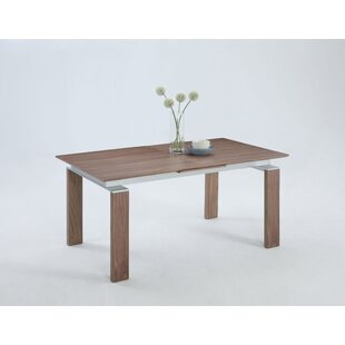 Dave Wood Pop-Up Extendable Dining Table