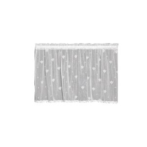 Cerridale Tier Lace Cafe Curtain