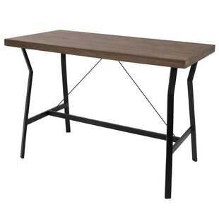 Adelmo Counter Height Dining Table 17 Stories