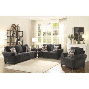 Alcott Hill Jacquez Configurable Living Room Set