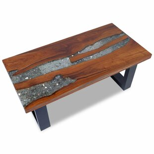 Leonardo Coffee Table By Union Rustic