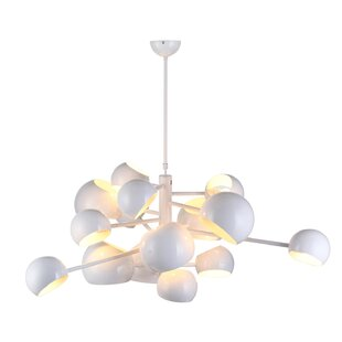 Stilnovo Arvika 14-Light Sputnik Chandelier