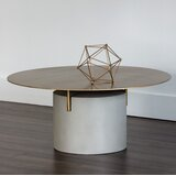 Dolores Coffee Table by Sunpan Modern