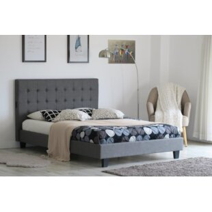 Lexi Upholstered Bed Frame By Zipcode Design