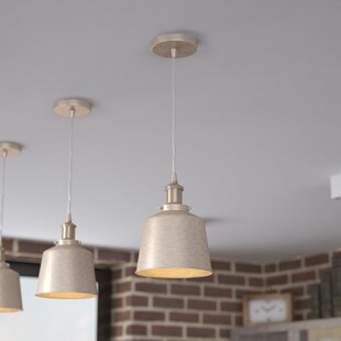 Katmai 1-Light Cone Pendant by Trent Austin Design