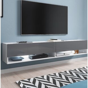Tv Lowboard Tishie Für Tvs Bis Zu 78
