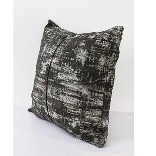 Luxury Metallic Chenille Pillow Cover
