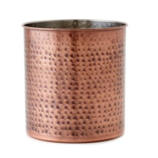 Jumbo Hammered Utensil Crock