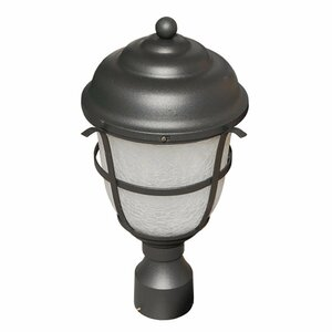 Greek Outdoor 1-Light Lantern Head