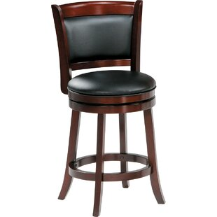 Edinburgh 24 Swivel Bar Stool DarHome Co