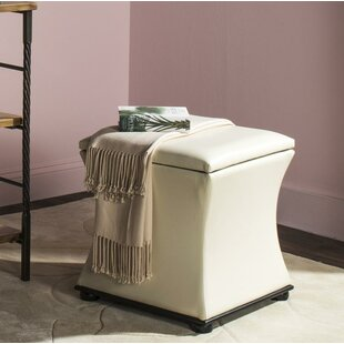 Maddox Storage Ottoman by Safavieh