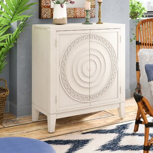 Best Price Burleigh 2 Doors Accent Chest By Bungalow Rose