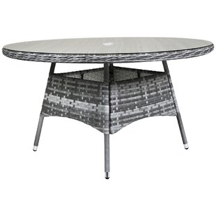 Anthony Rattan Dining Table Image
