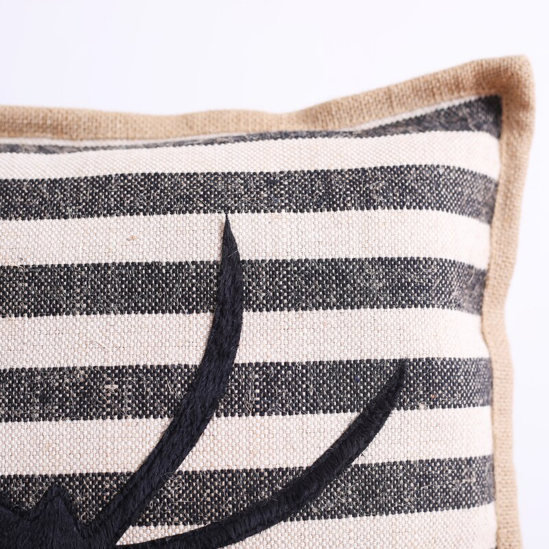 The Holiday Aisle Humaira Rectangular Pillow Cover And Insert Wayfair