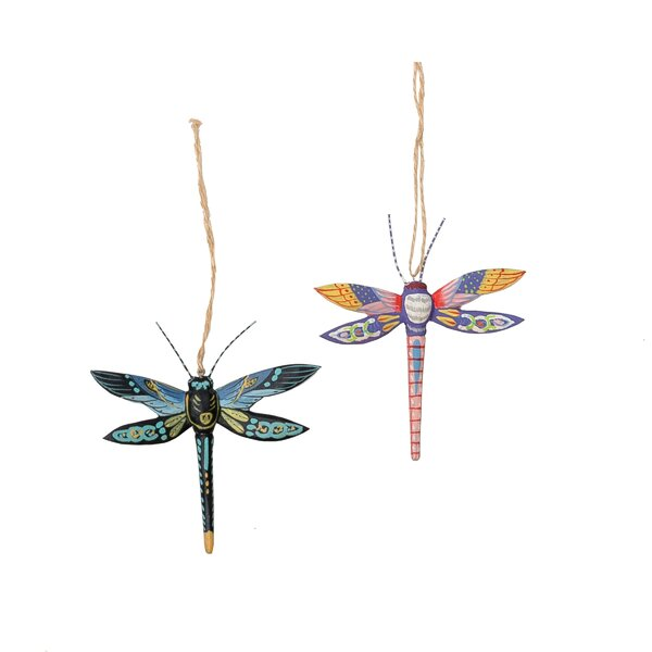 Dragonfly Ornaments Wayfair