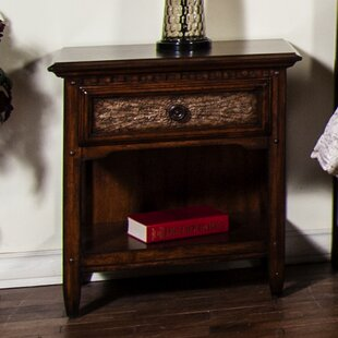Sunny Designs American Prairie 1 Drawer Nightstand