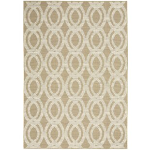 Lawanda Beige Indoor/Outdoor Area Rug