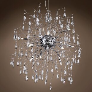 Silvestre 15-Light Crystal..