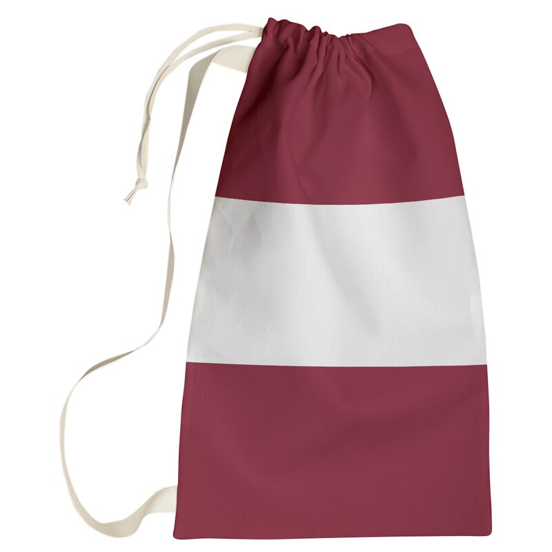 East Urban Home Minnesota Laundry Bag Wayfair