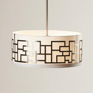 Willa Arlo Interiors Brockman 3-Light Pendant
