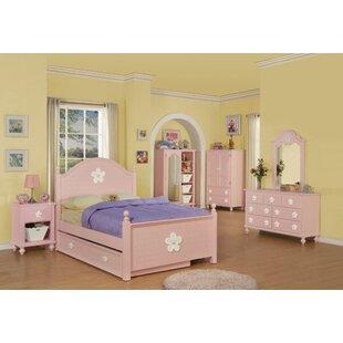 Eslick Panel Configurable Bedroom Set
